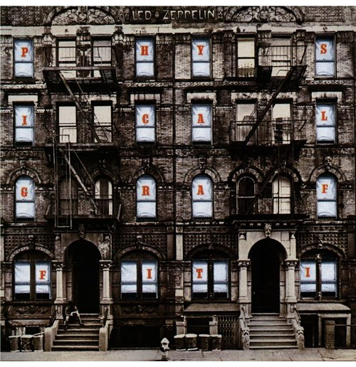 Vinyle Led Zeppelin - Physical Graffiti (Remastered) (2 Lp)