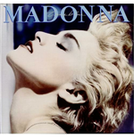 Vinyle Madonna - True Blue