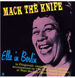 Vinyle Ella Fitzgerald - Mack The Knife: Ella In Berlin
