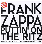 Vinyle Frank Zappa - Puttin On The Ritz (Deluxe Hardcover Edition) ( 4 Lp)