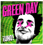 Vinyle Green Day - Uno!