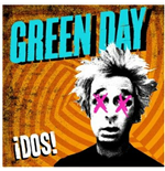 Vinyle Green Day - Dos!