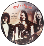 Vinyle Motorhead - Iron Fist And The Hordes From Hell (Picture Disc)