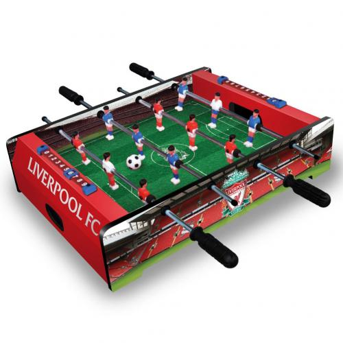 Table Babyfoot Liverpool FC