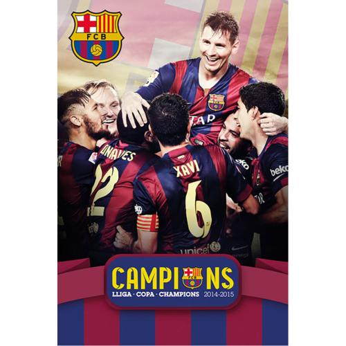 Poster FC Barcelone 146885