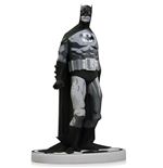 Batman Black & White statuette Mike Mignola 2nd Edition 19 cm