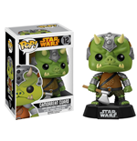 Star Wars POP! Vinyl Bobble Head Gamorrean Guard Black Box Re-Issue 9 cm