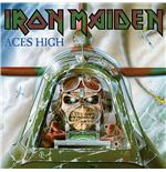 "Vinyle Iron Maiden - Aces High (7"")"