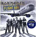 Vinyle Iron Maiden - Flight 666 OST (2 Lp)