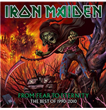 Vinyle Iron Maiden - From Fear To Eternity: The Best Of 1990-2010 (3 Lp)