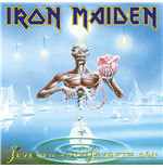 Vinyle Iron Maiden - Seventh Son Of A Seventh Son