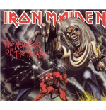 Vinyle Iron Maiden - The Number Of The Beast
