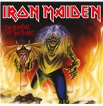 Vinyle Iron Maiden - The Number Of The Beast (7')
