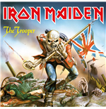 "Vinyle Iron Maiden - The Trooper (7"")"