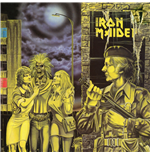 Vinyle Iron Maiden - Women In Uniform (7')