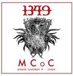 Vinyle 1349 - Massive Cauldron Of Chaos