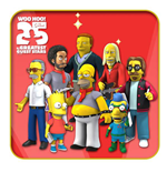 Les Simpson 25th Anniversary série 5 assortiment figurines 13 cm (22)