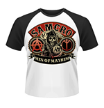 T-shirt Sons of Anarchy Samcro La Faucheuse
