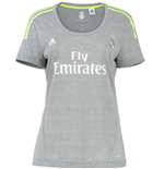 Maillot de Football Real Madrid Adidas Away 2015-2016 (Femmes)
