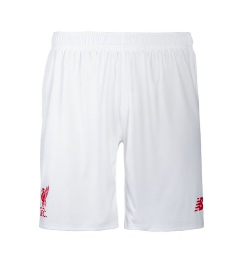 Short Liverpool FC Away 2015-2016 (Blanc)