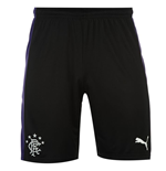 Short Rangers Football Club 2015-2016 Third (Noir)