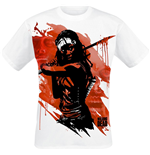 T-shirt The Walking Dead Micheonne Samurai