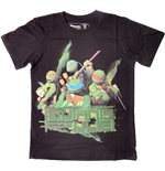 T-shirt Tortues ninja 147715