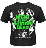 T-shirt La Nuit des morts-vivants 147807