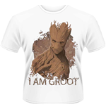 T-shirt Les Guardiens de la Galaxie - I Am Groot