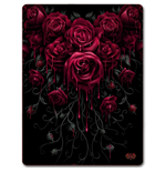 Couverture Polaire Blood Rose