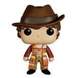 Doctor Who Figurine POP! Television Vinyl 4th Doctor 9 cm