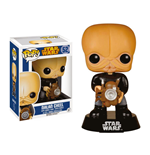 Star Wars POP! Vinyl Bobble Head Nalan Cheel 9 cm