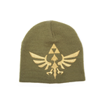 The Legend of Zelda bonnet Woven Golden Logo