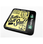 Breaking Bad pack 6 sous-verres Better Call Saul