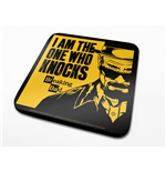 Breaking Bad pack 6 sous-verres I Am The One Who Knocks