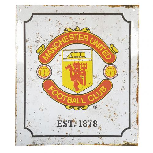 Plaquette Manchester United FC 149617
