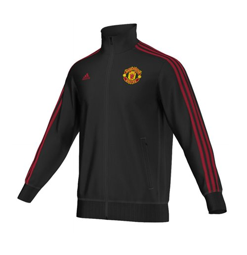 sweat shirt manchester united fc 149835 pour seulement 80 55 sur merchandisingplaza. Black Bedroom Furniture Sets. Home Design Ideas