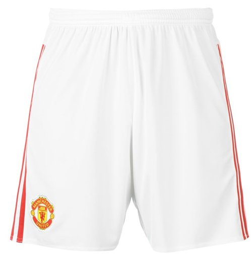Short Manchester United FC 2015-2016 Home