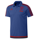 Polo Manchester United FC 2015-2016 (bleue)