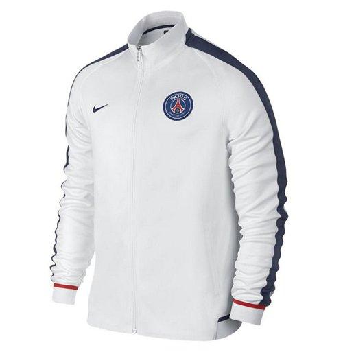 2015 Authentic Nike 2016 Achetez N98 Psg blanc Veste q8RwOtXxP