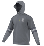 Sweat shirt Real Madrid 2015-2016 (Gris)