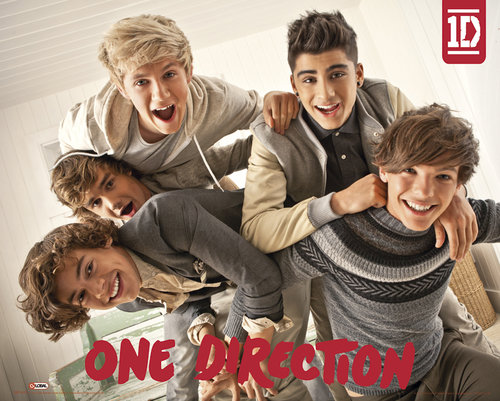 Poster One Direction 150434