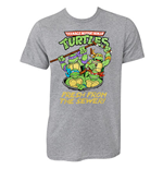 T-shirt Tortues Ninja - Fresh From The Sewer
