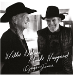 Vinyle Willie Nelson & Merle Haggard - Django And Jimmie (2 Lp)