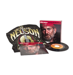 "Vinyle Willie Nelson - Always On My Mind / The Party's Over 7 & T Shirt Box Set (7"" Box)"