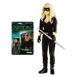 Arrow ReAction figurine Black Canary 10 cm