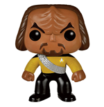 Star Trek TNG POP! Vinyl figurine Worf 9 cm