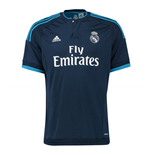 Maillot de Football Real Madrid Adidas Third 2015-2016 (Enfants)