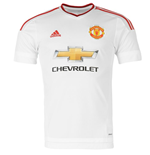 Maillot de Football Manchester United FC Adidas Away 2015-2016