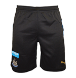 Short Newcastle United 2015-2016 (Noir)